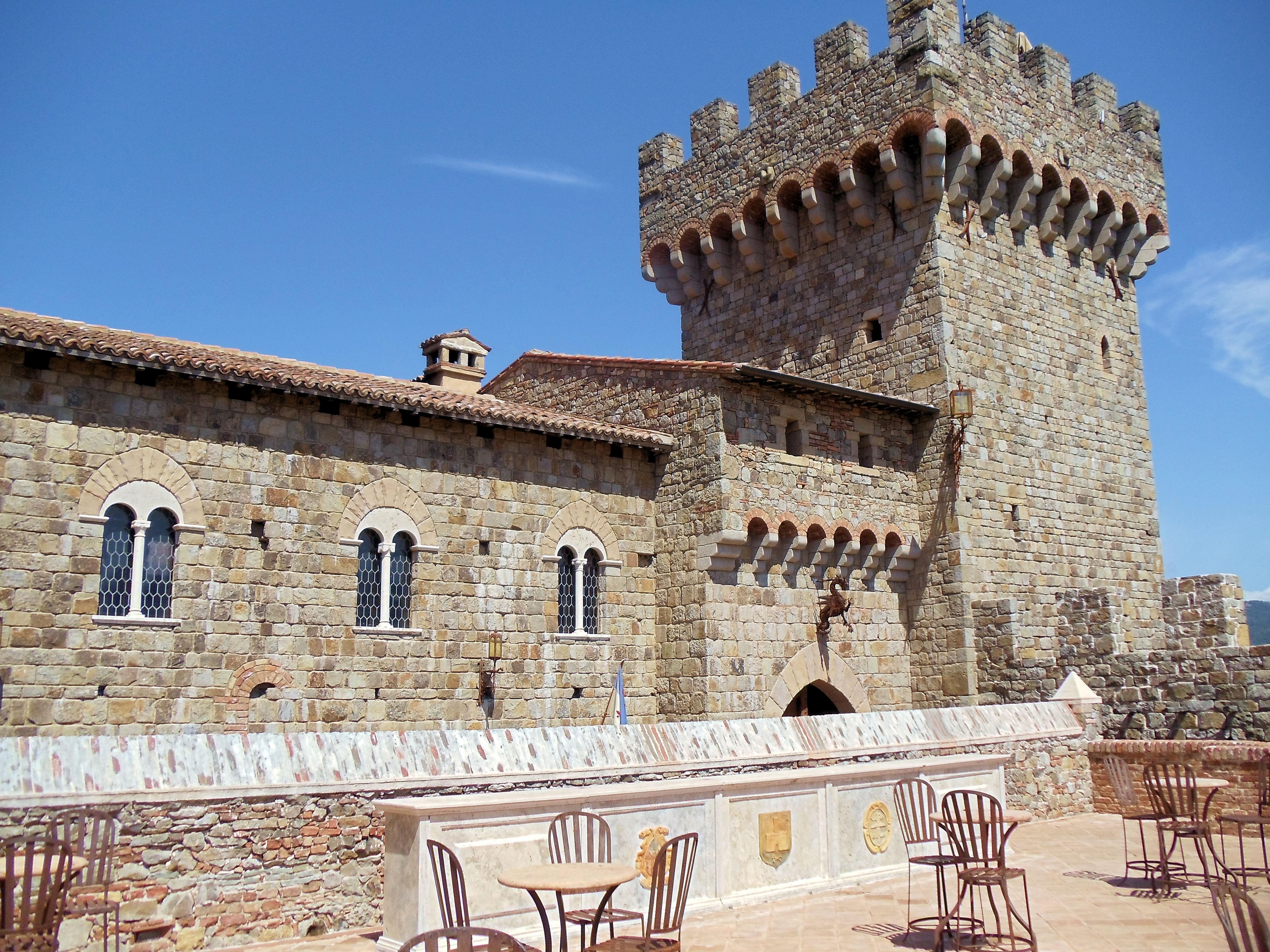 Castello Winery Tour