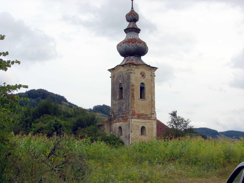 Castelul Haller din Gârbou