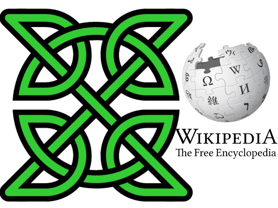Fileceltic Knot Wiki Conference Logog Wikipedia