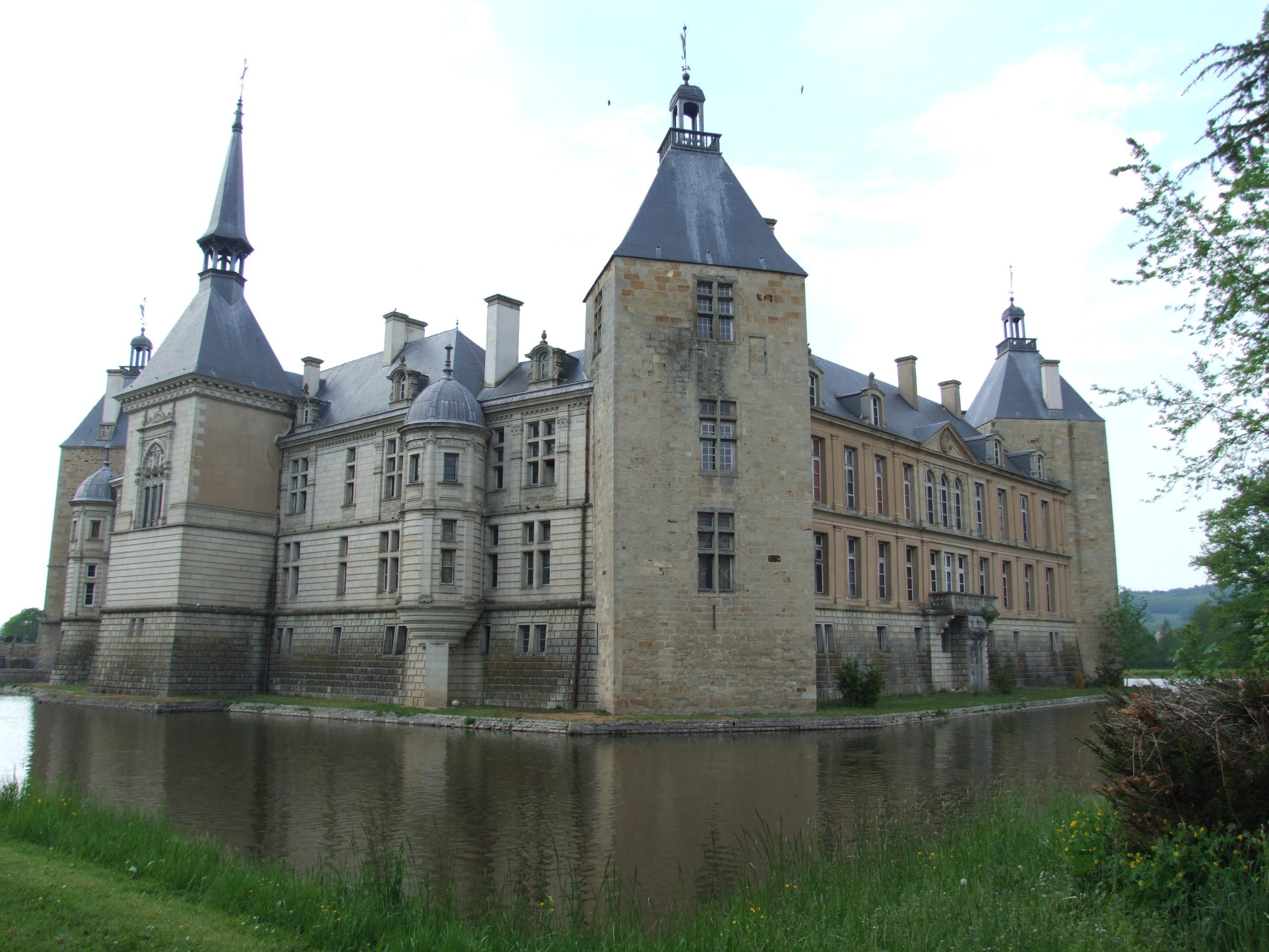 chateau de sully 09jpg - Chateau De Sully Mariage