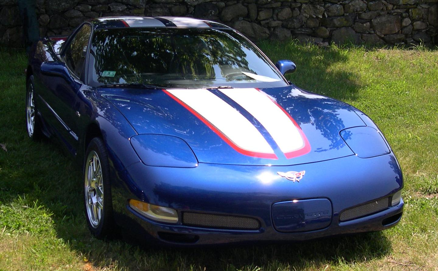 Corvette chevy corvette 2003 : Chevrolet Corvette (C5) - Wikiwand