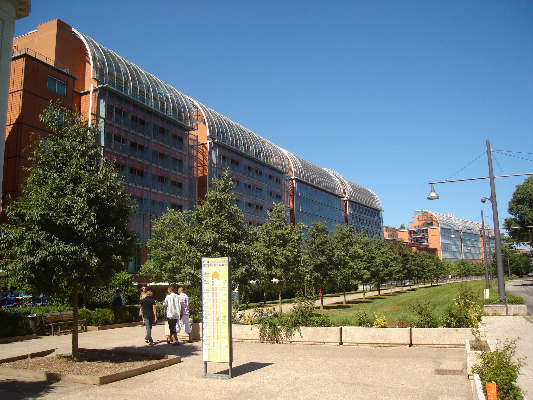 Hotel Du Congres Lyon
