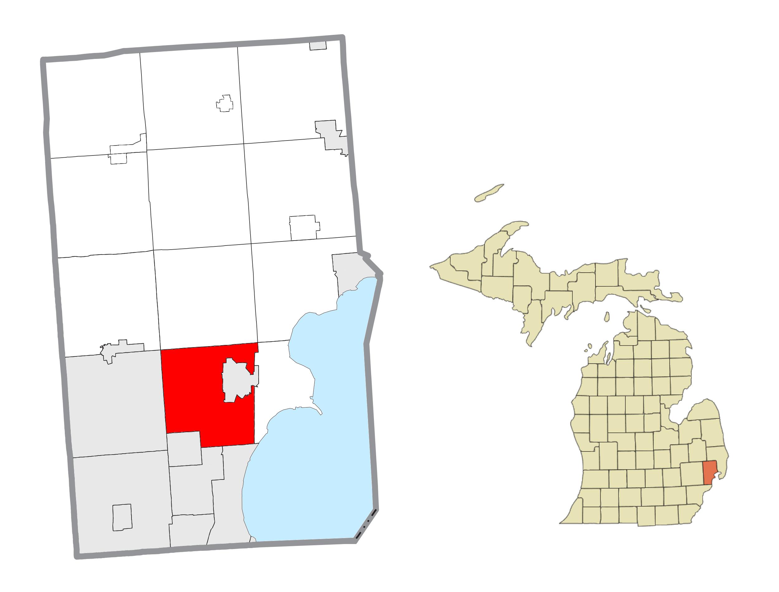 Clinton Township, Macomb County, Michigan - Wikipedia