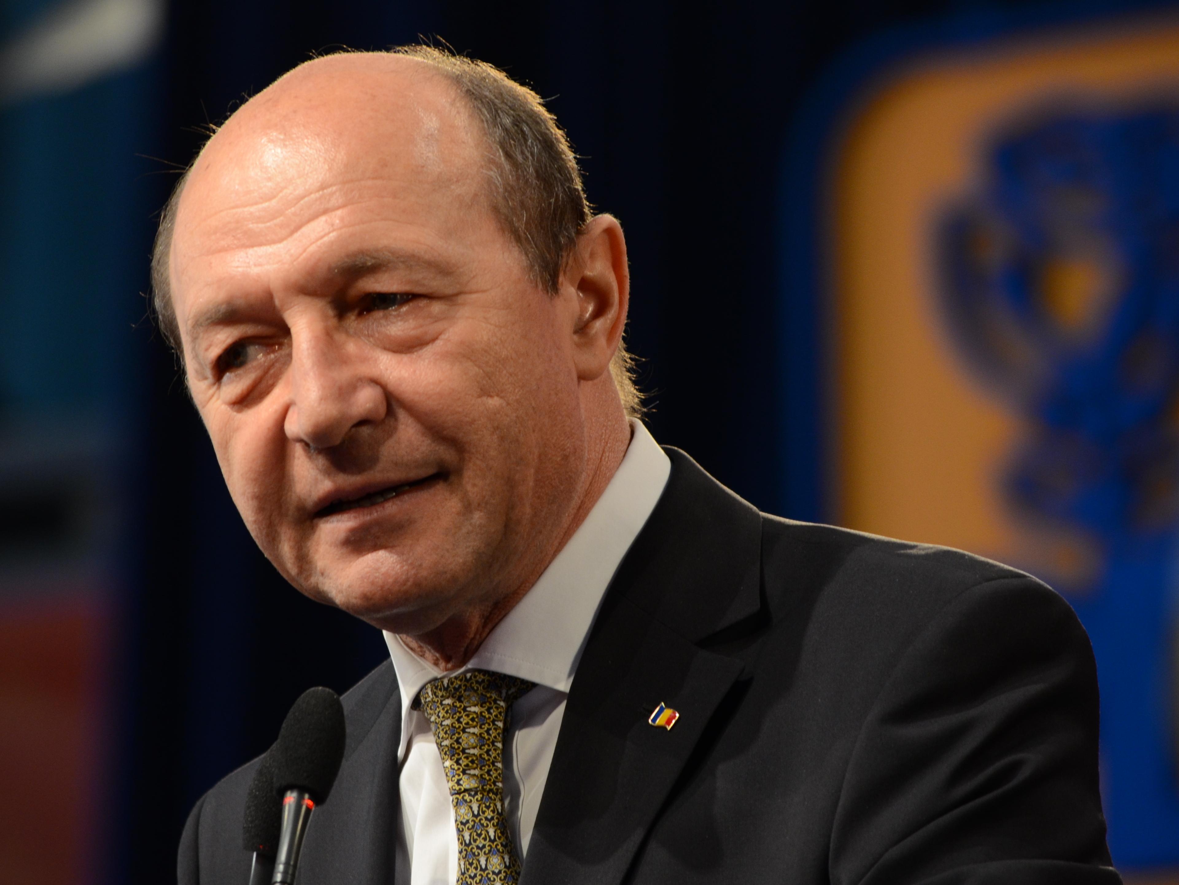 Traian Băsescu explică Modificările la Legile Justiției ...  |Traian Basescu