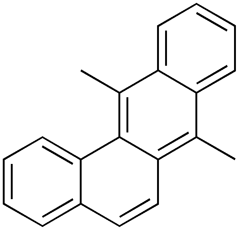 7,12-Dimethylbenz(a)anthracene - Wikipedia