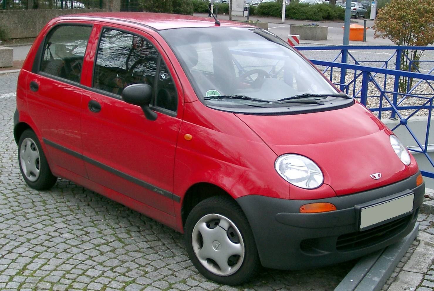 Auto Cars Daewoo Matiz Review