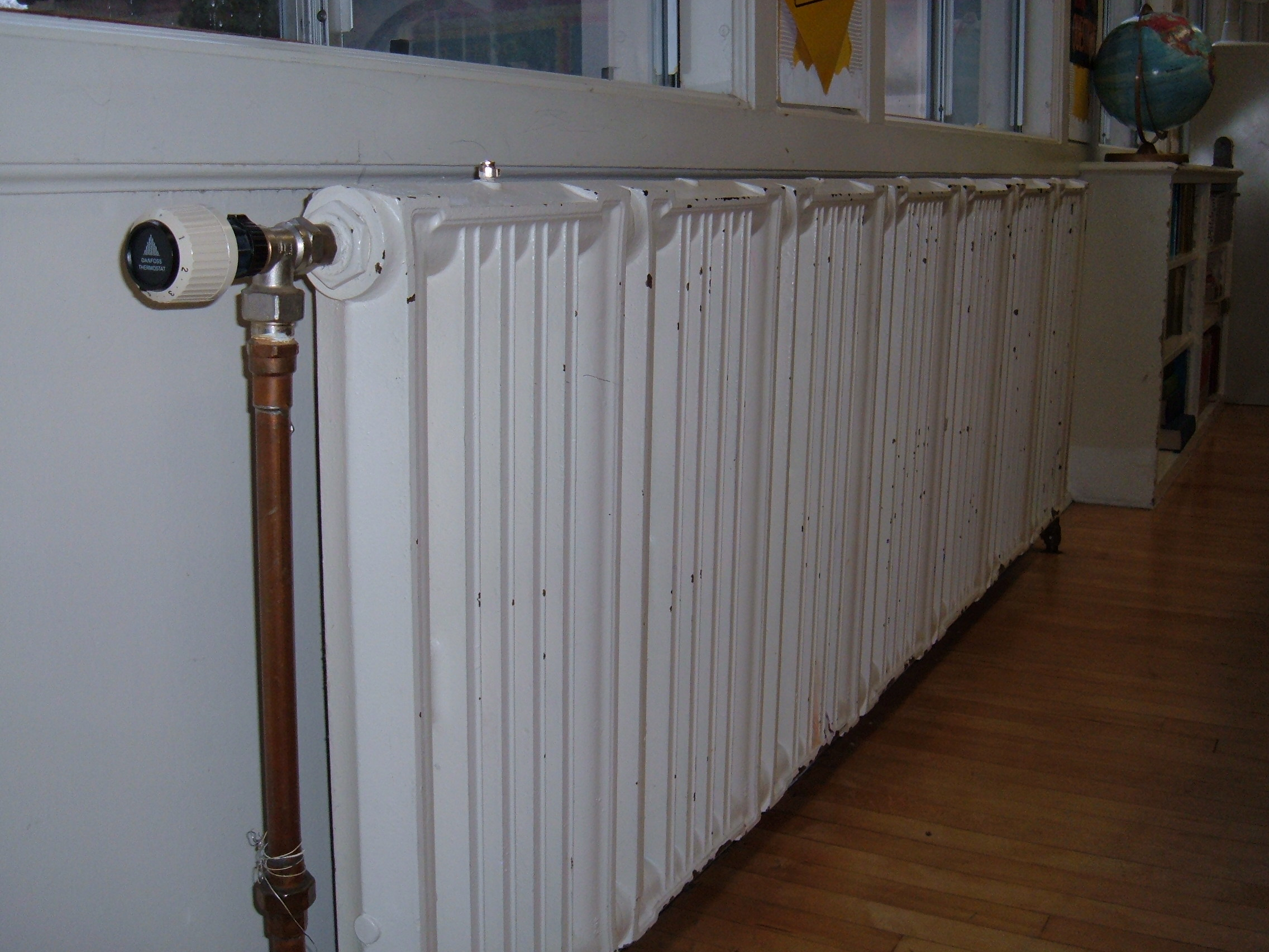 Radiator Size For M  Room