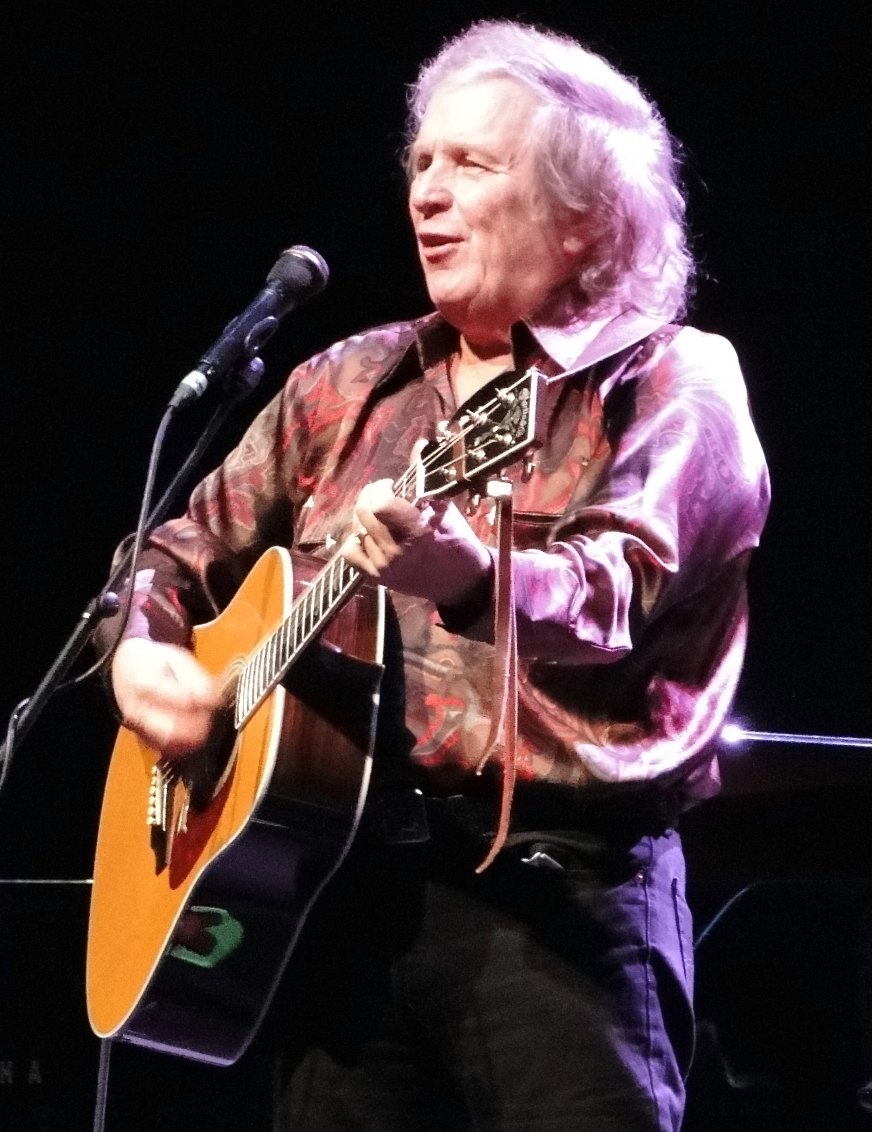 Don McLean earned a  million dollar salary, leaving the net worth at 3.5 million in 2017