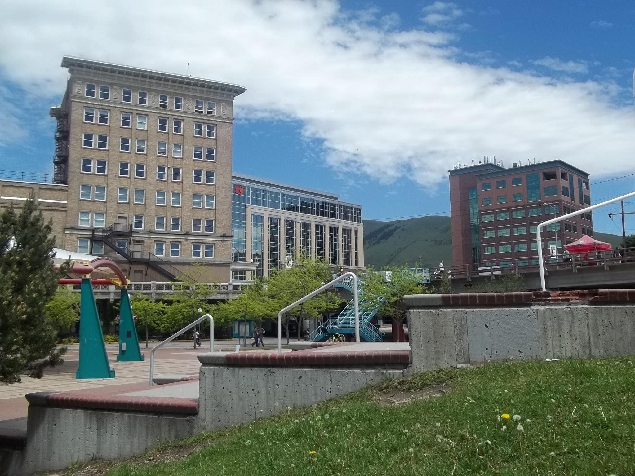 Downtown Missoula - Wikipedia on