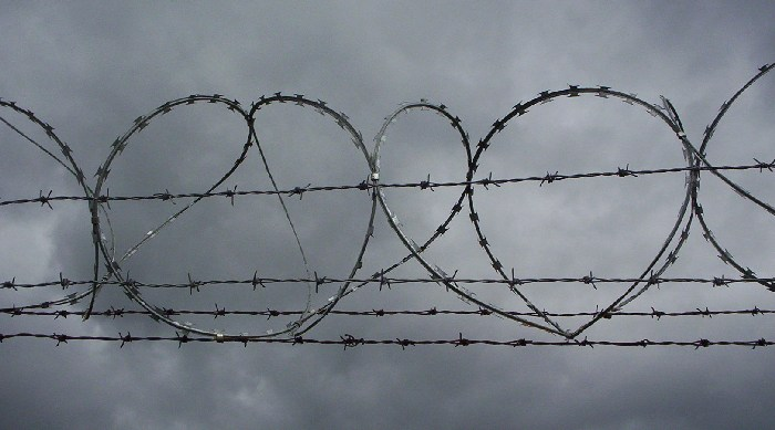 Barbed wire military wiki