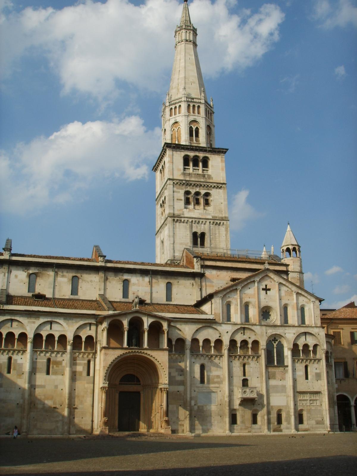 Kathedrale von modena wikipedia for Palma di san pietro