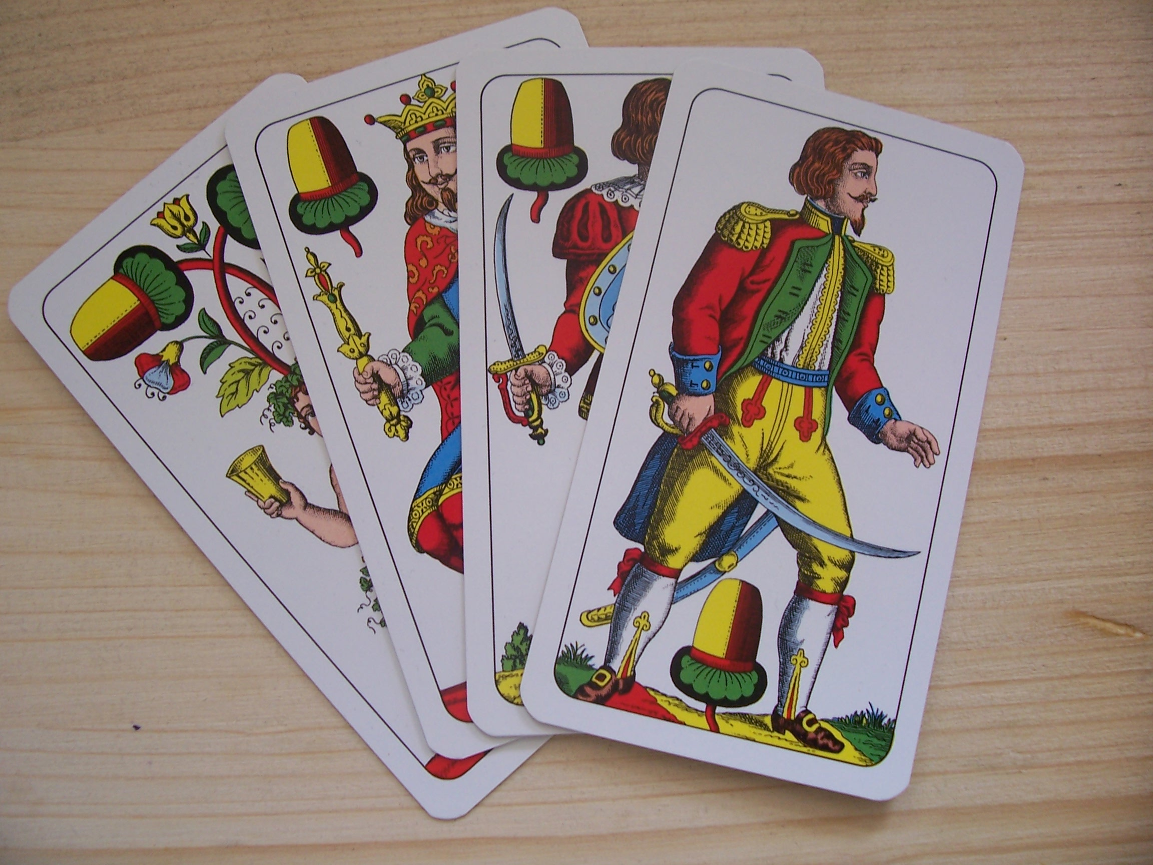 Jass – a Popular Swiss Card Game learn swiss german.ch