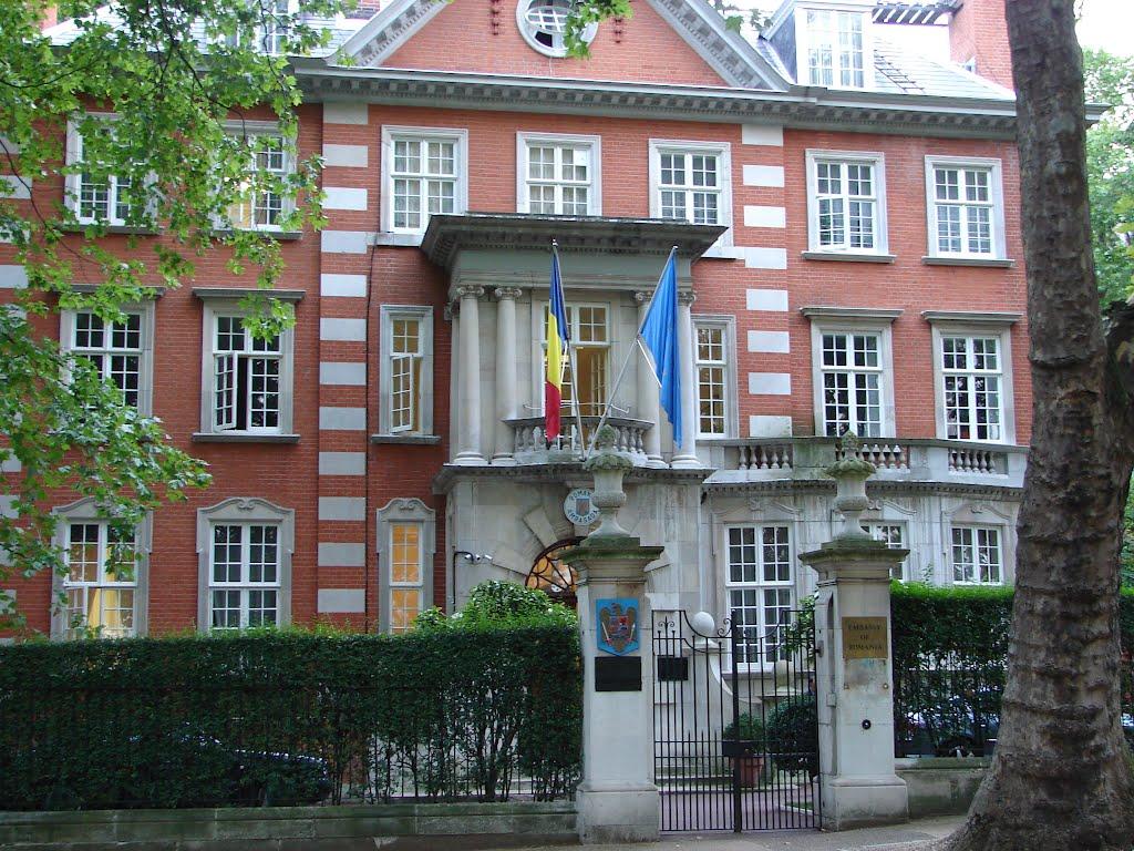 Embassy Of Romania London Wikipedia
