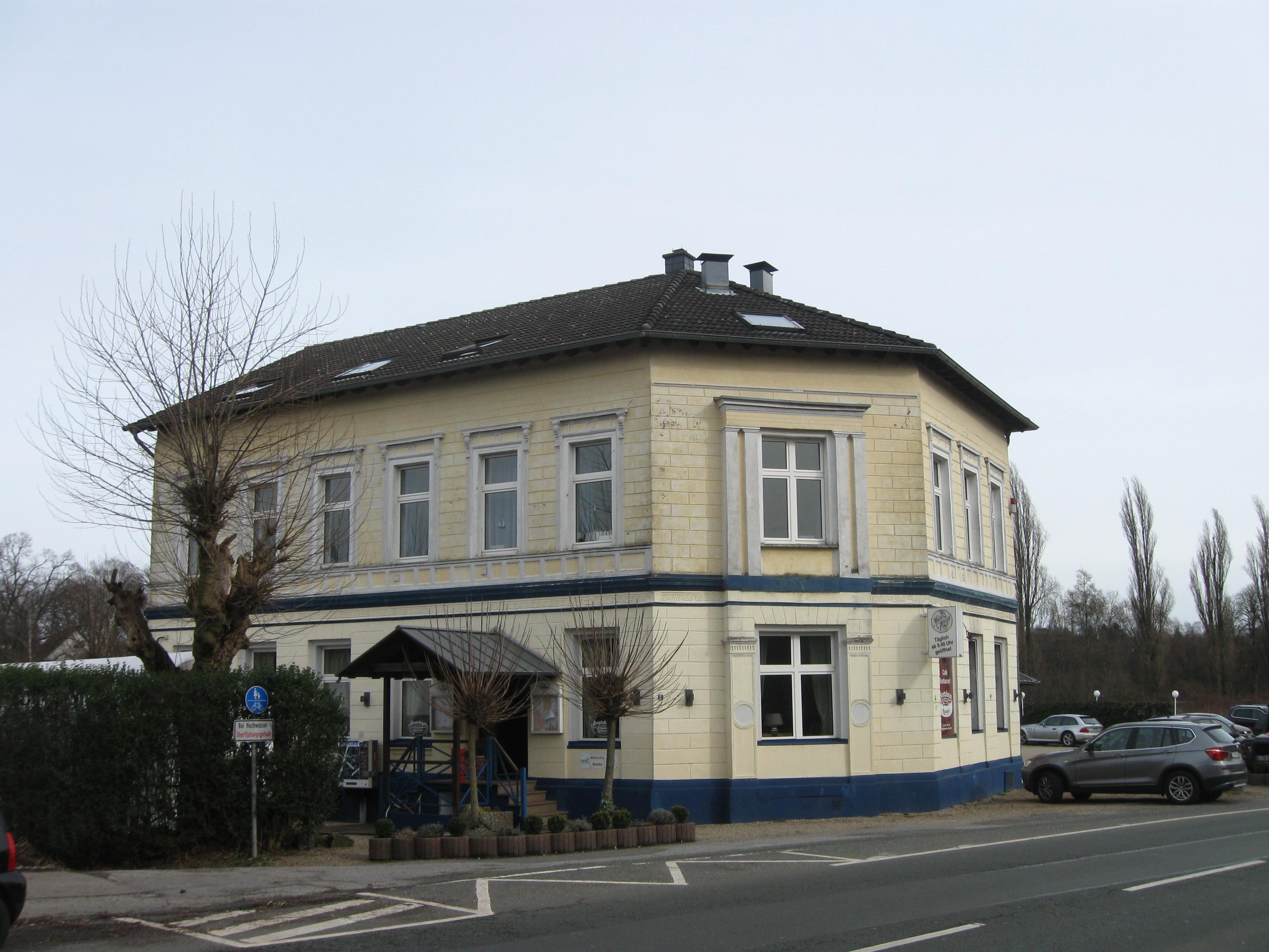 Bootshaus Essen Steele