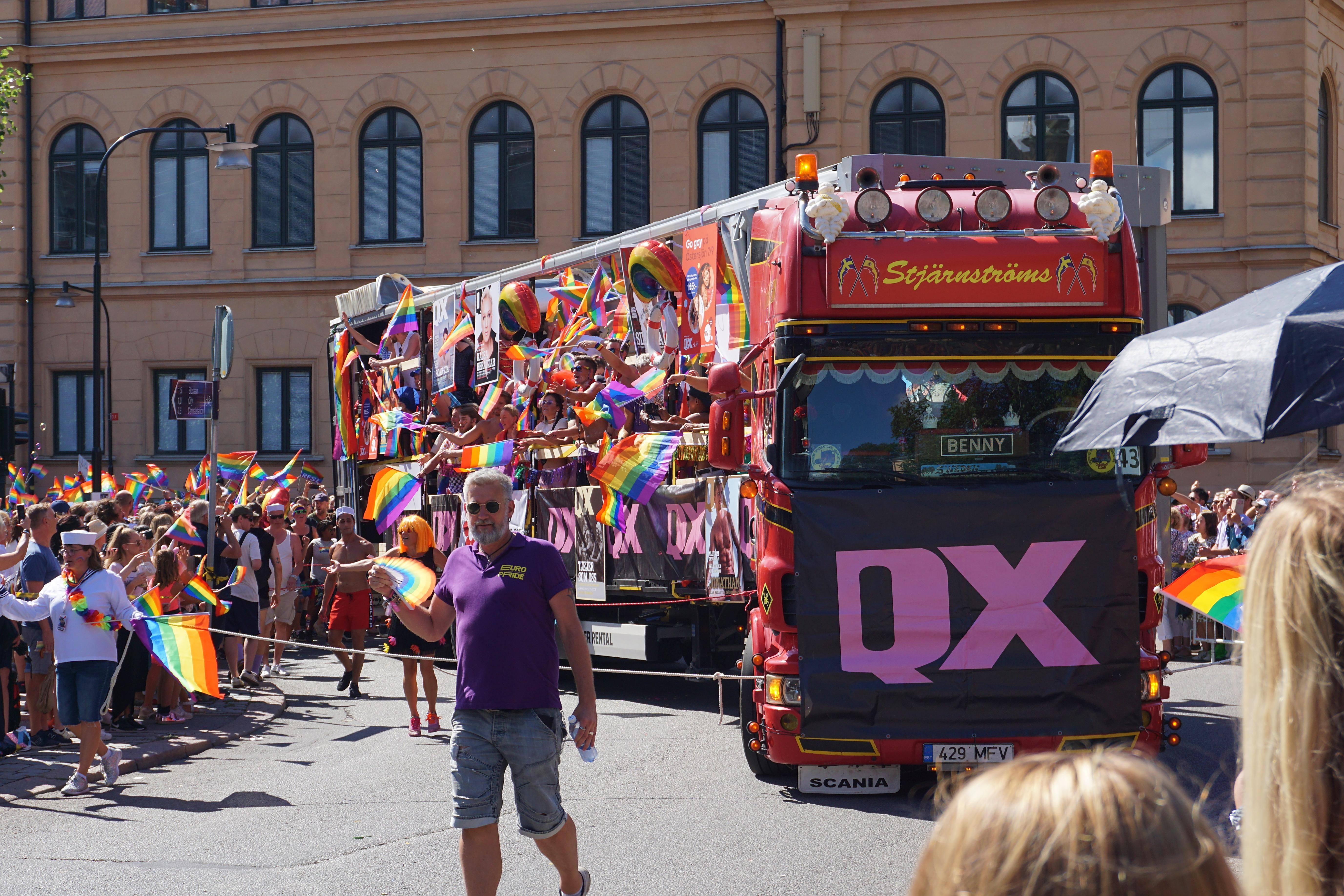Gayklubb Stockholm 2018