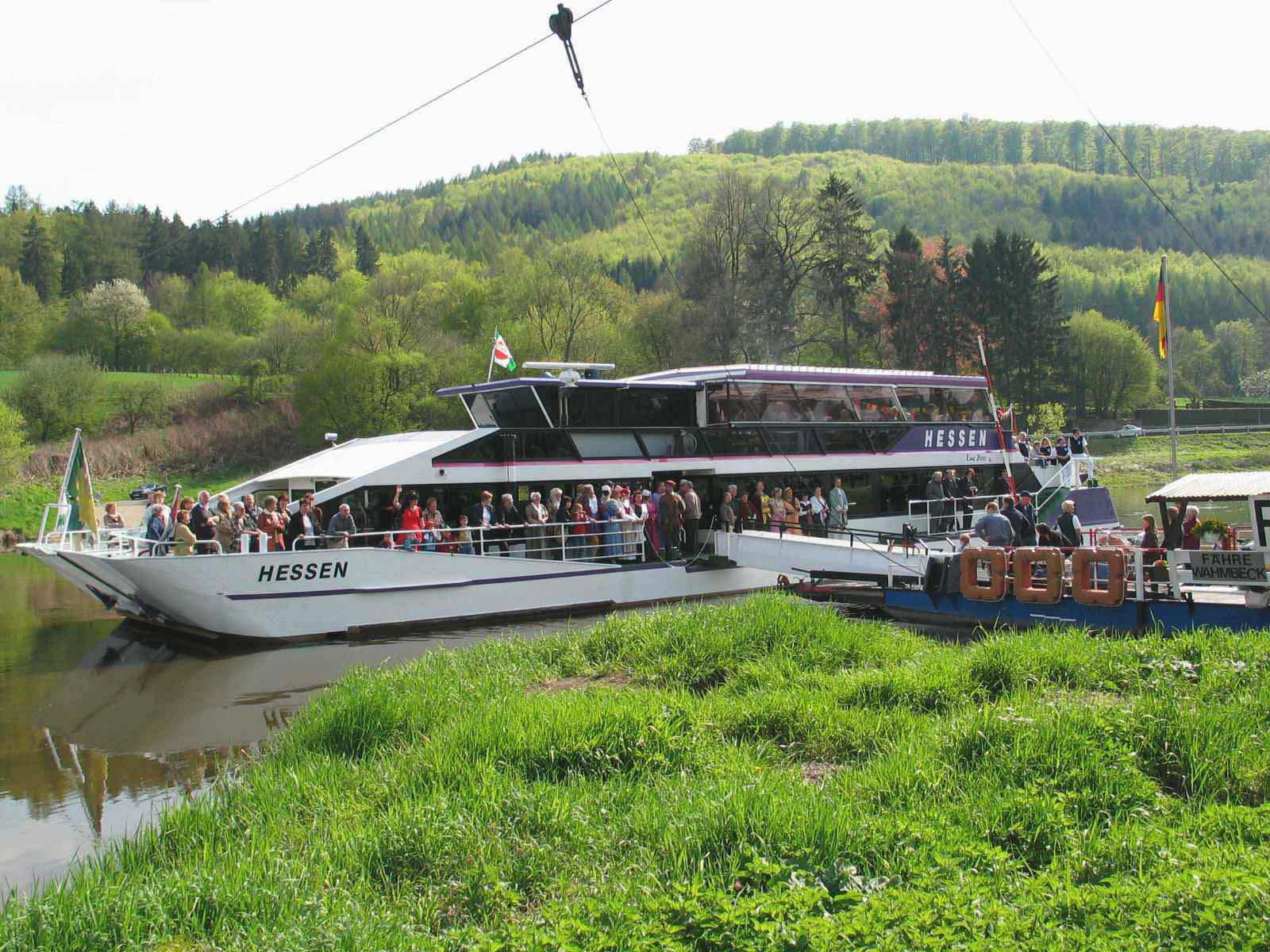 Bildergebnis für Weserschiff hessen