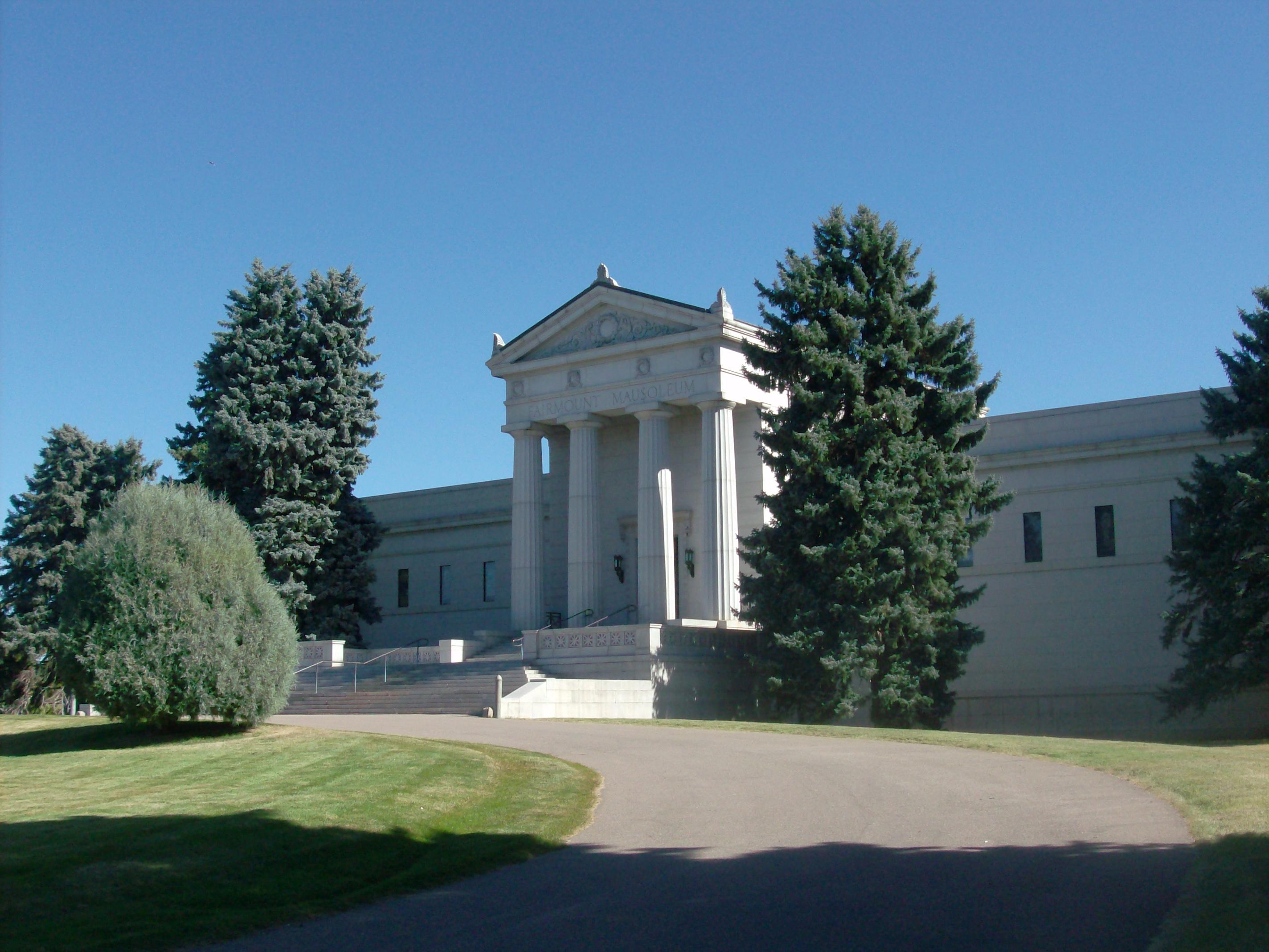 fairmount mausoleum denver colorado wikipedia