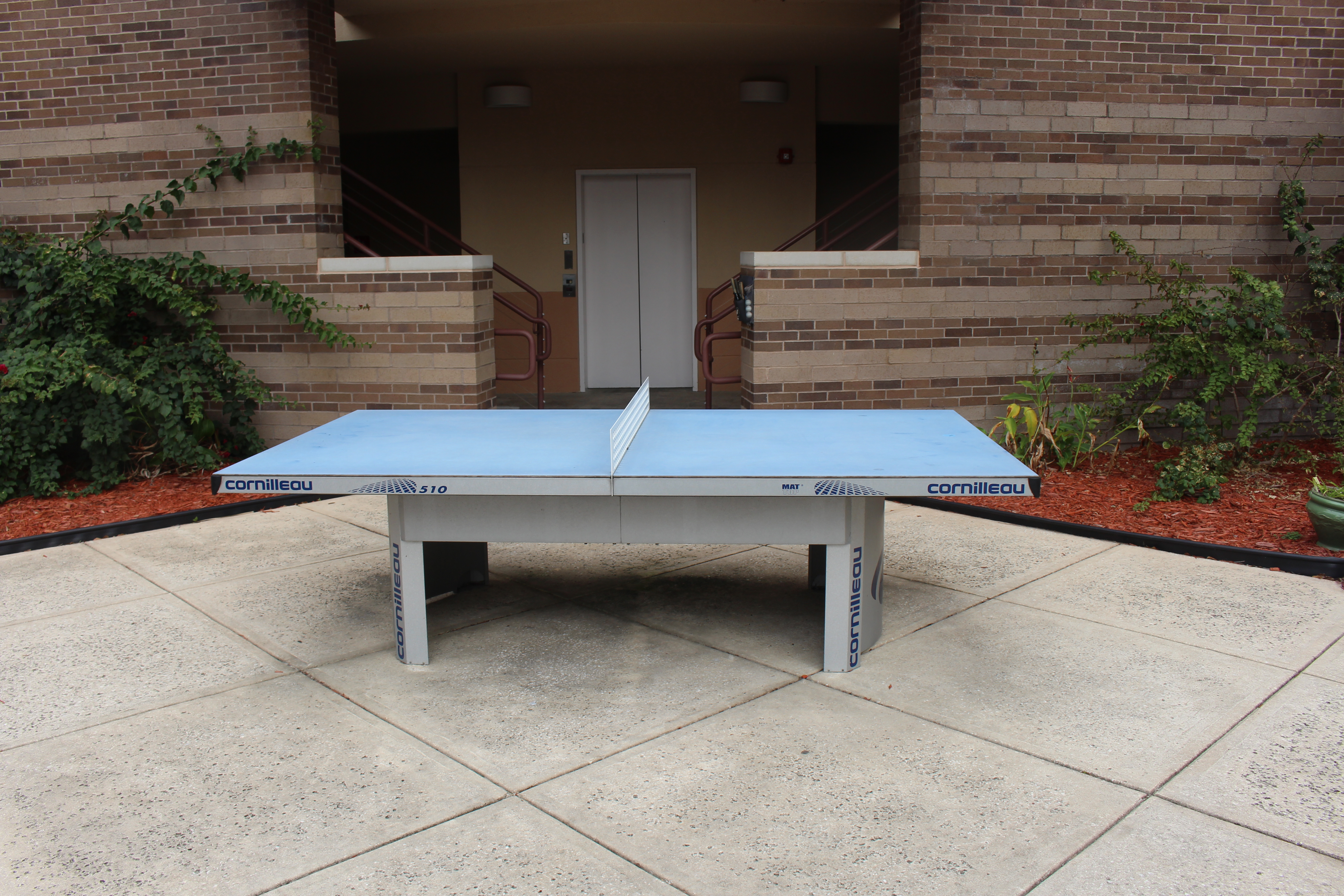 File:Florida State College At Jacksonville, Nassau Center, Building 29 Ping  Pong Table