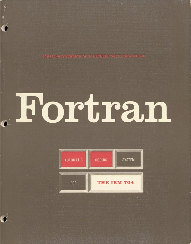 loading image for FORTRAN 77