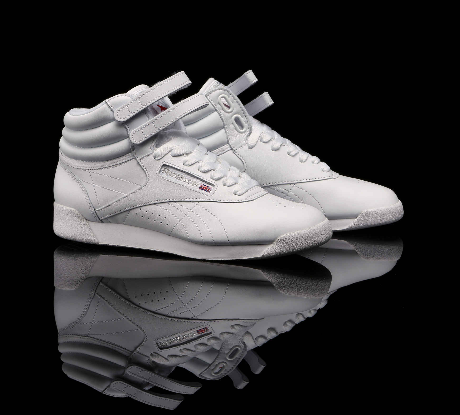 reebok freestyle hi mens