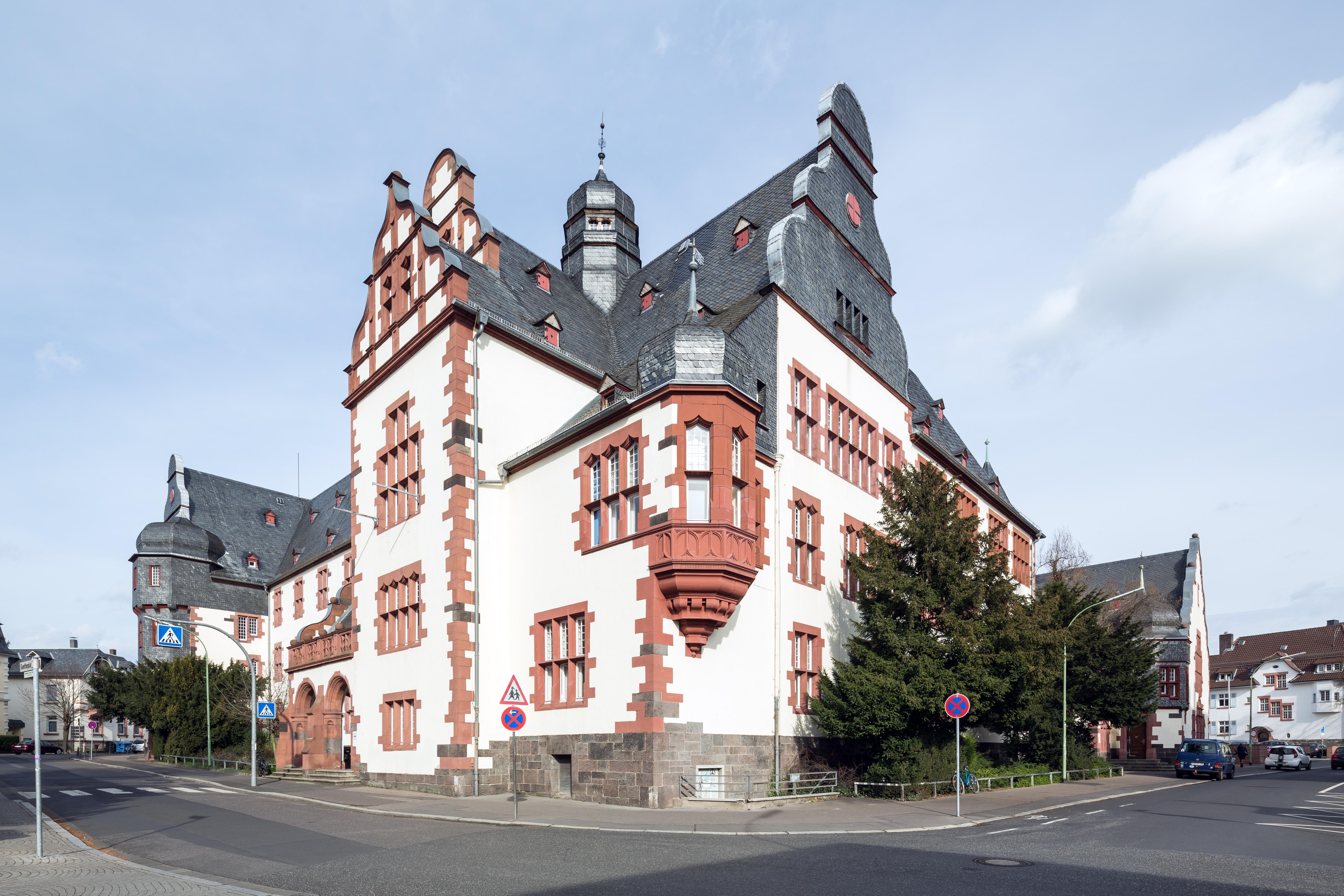 Augustinerschule Friedberg Wikipedia