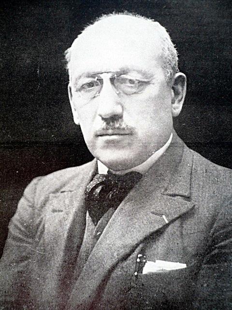 Image of Gaëtan Gatian de Clérambault from Wikidata
