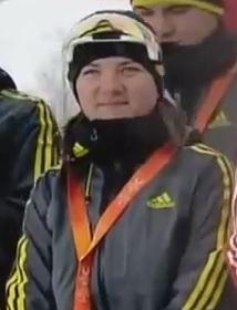 Galina Vishnevskaya (biathlete) Kazakhstani biathlete