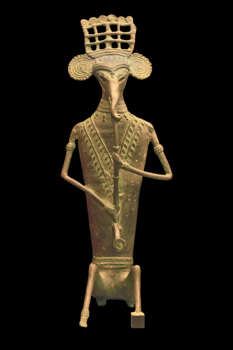 Ganesh Musicien (Musée nat. Oriental dart, Rom) (5874592626) .jpg