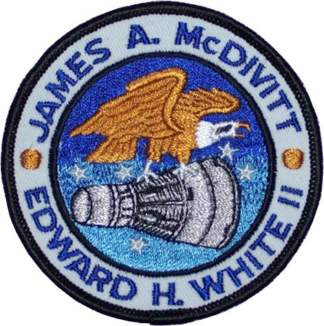 Fișier:Gemini Four patch.jpg