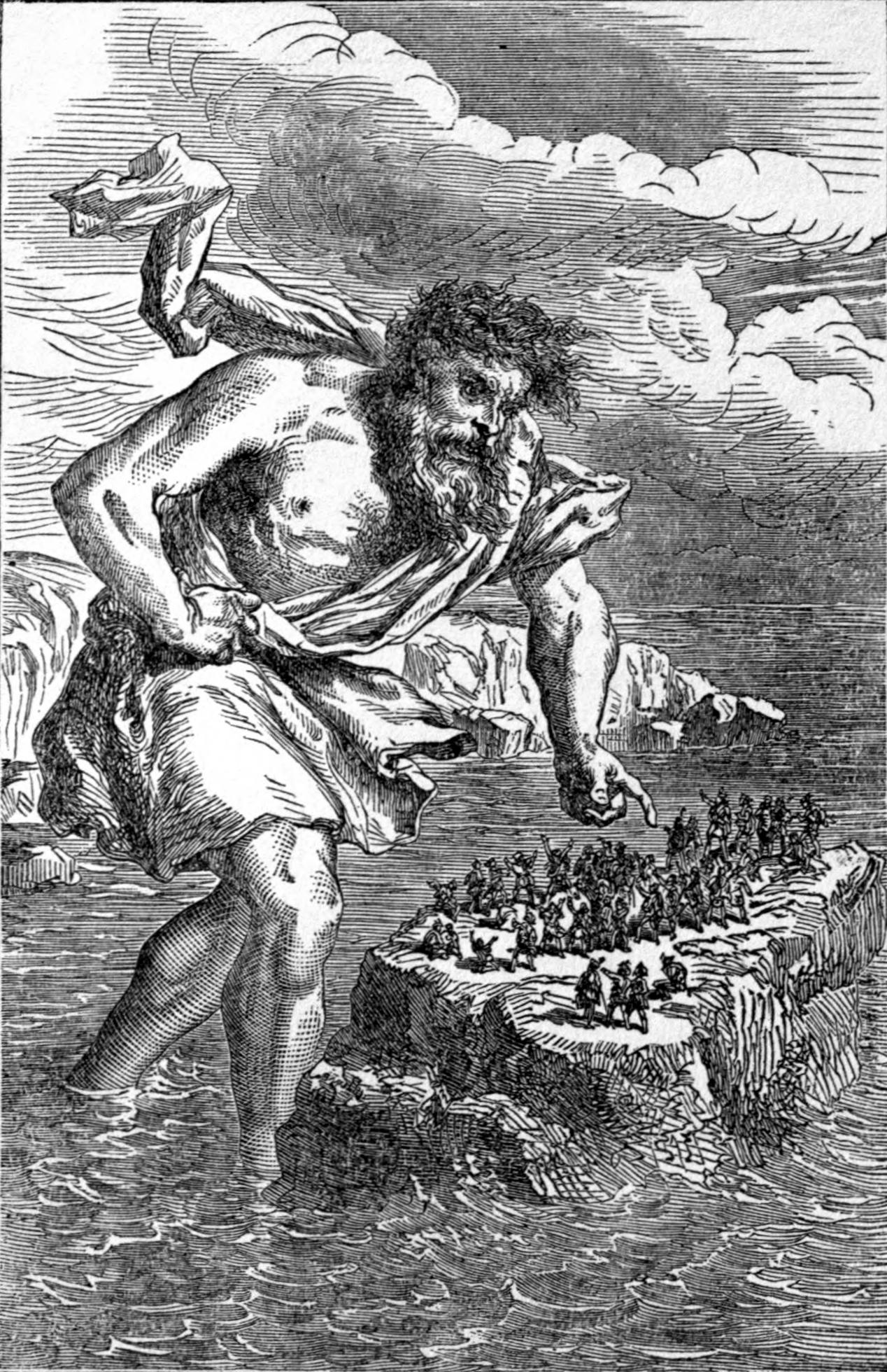 Havgud nordisk mytologi
