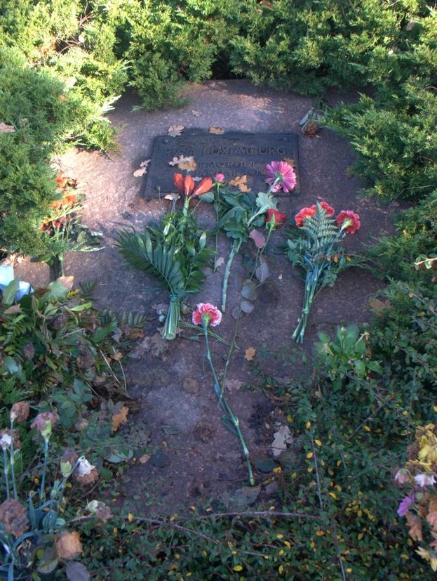 Grab von Rosa Luxemburg