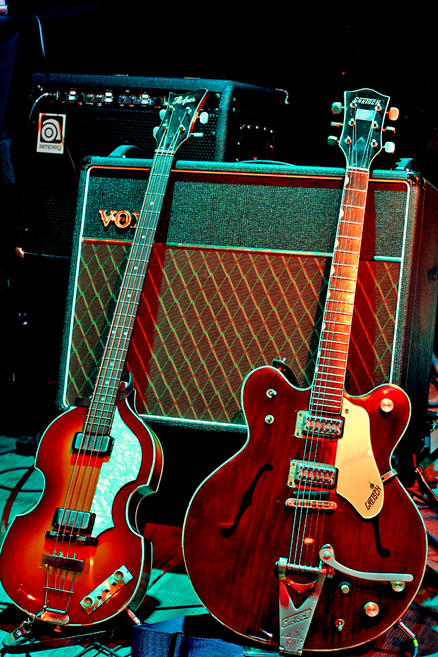 John Lennons Guitars Part 2  Mr Crowleys Culdesac
