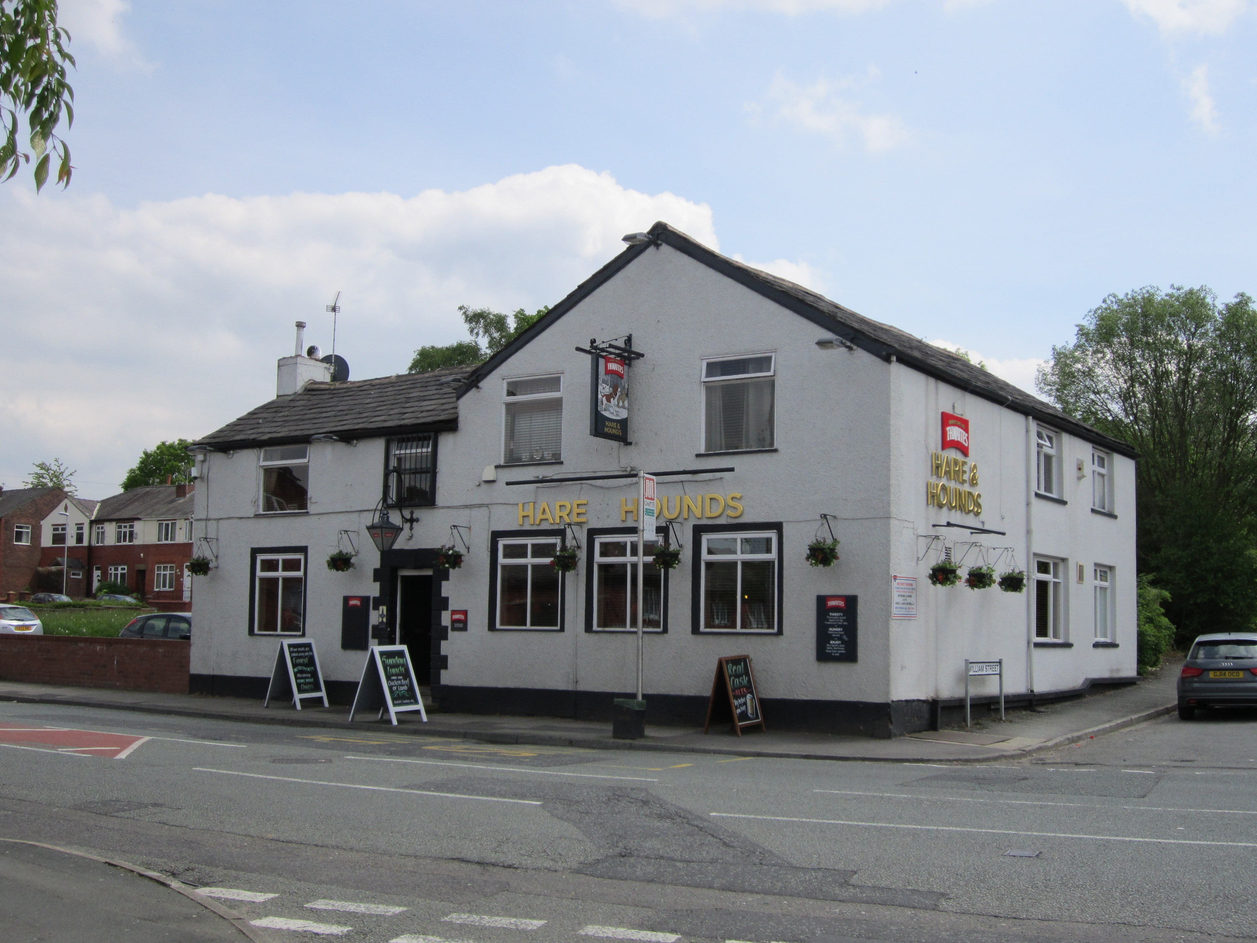 Hare And Hounds West Derby Room Hire