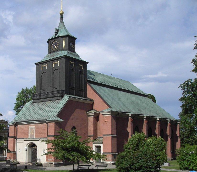 Bild av Hedvigs kyrka