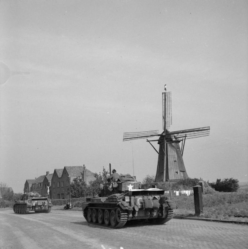 Hells_Highway_towards_Nijmegen