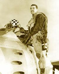 Henry Buttelmann US Air Force ace