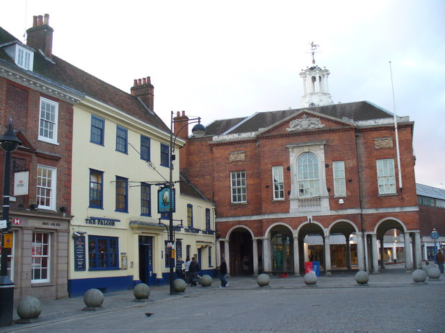 High Wycombe Listed Building