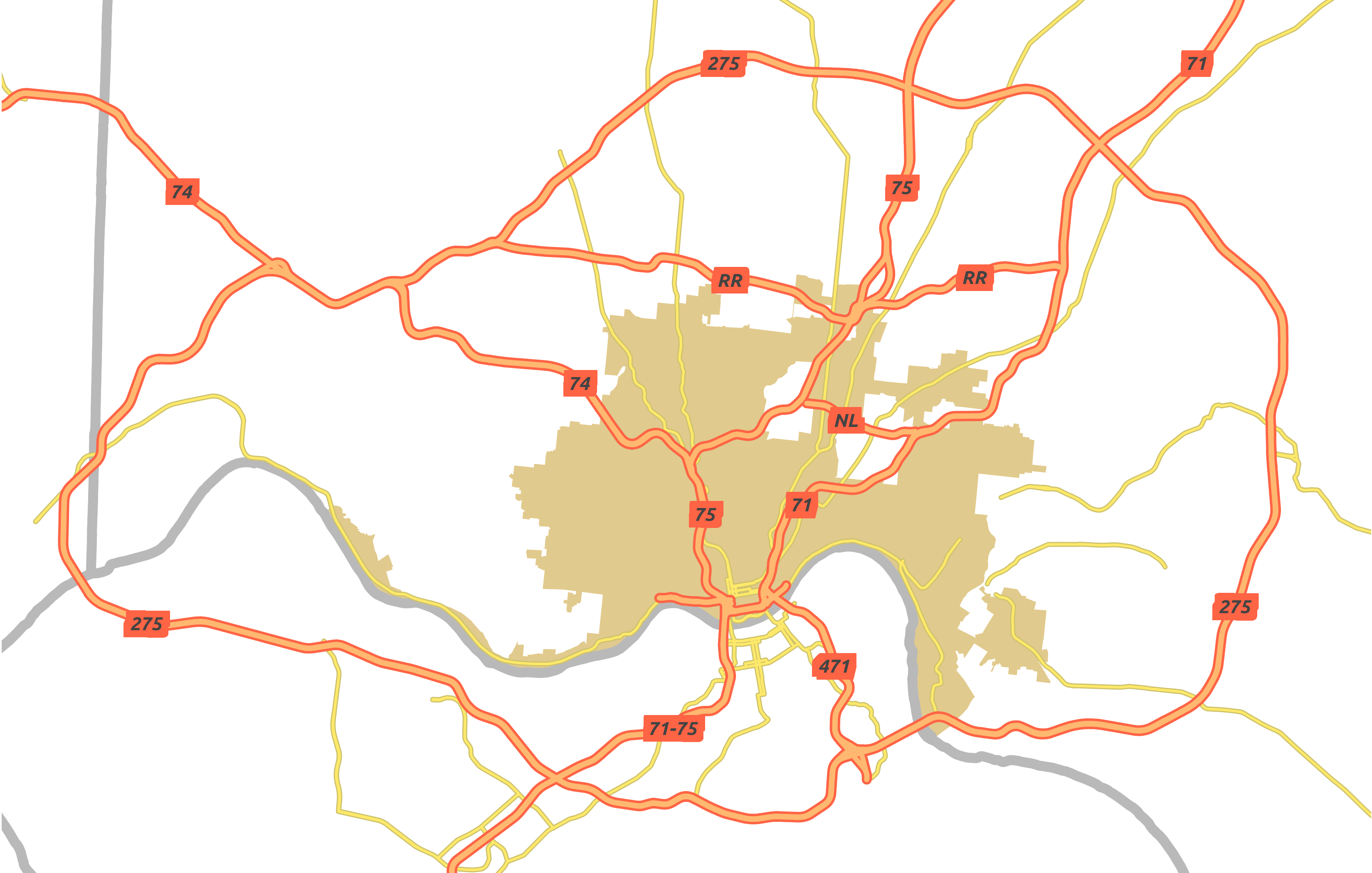 FileHighways of Greater Cincinnatipng Wikimedia Commons