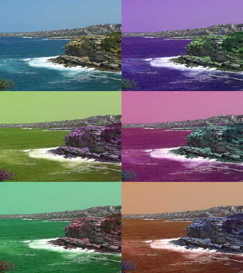 Image result for saturation' describes the depth or intensity of color present within photography