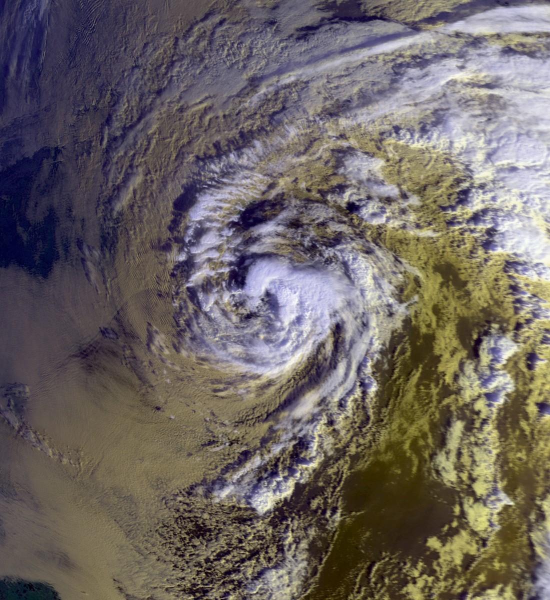 Hurricane Gordon  1994