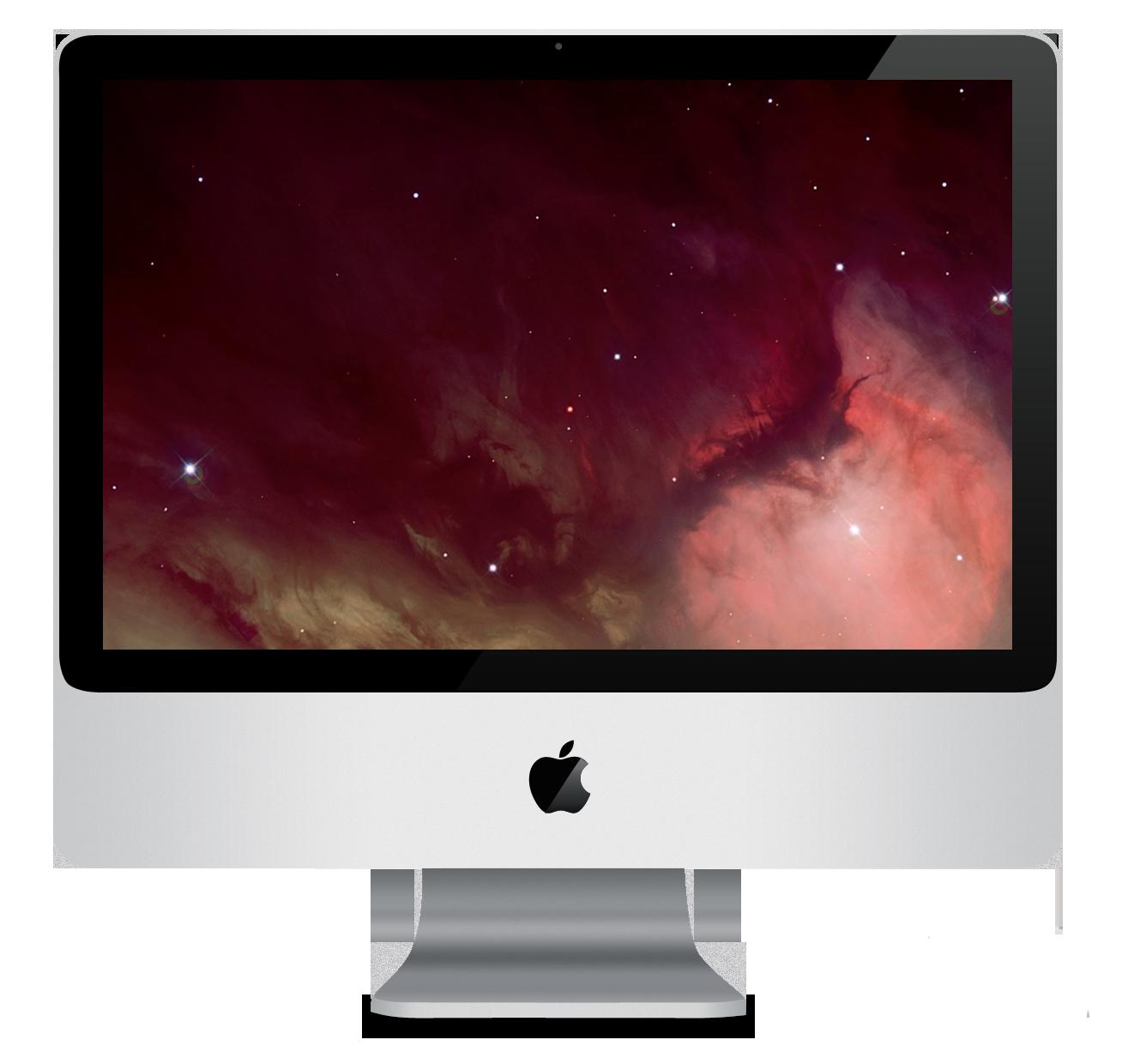 Brancher deux moniteurs à iMac
