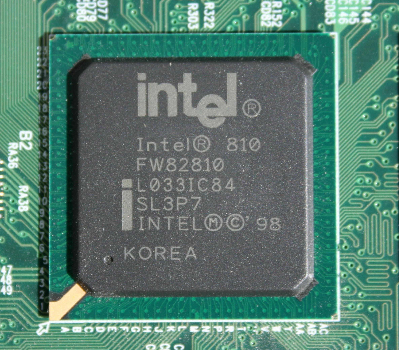 Image Result For Chipset On Motherboard