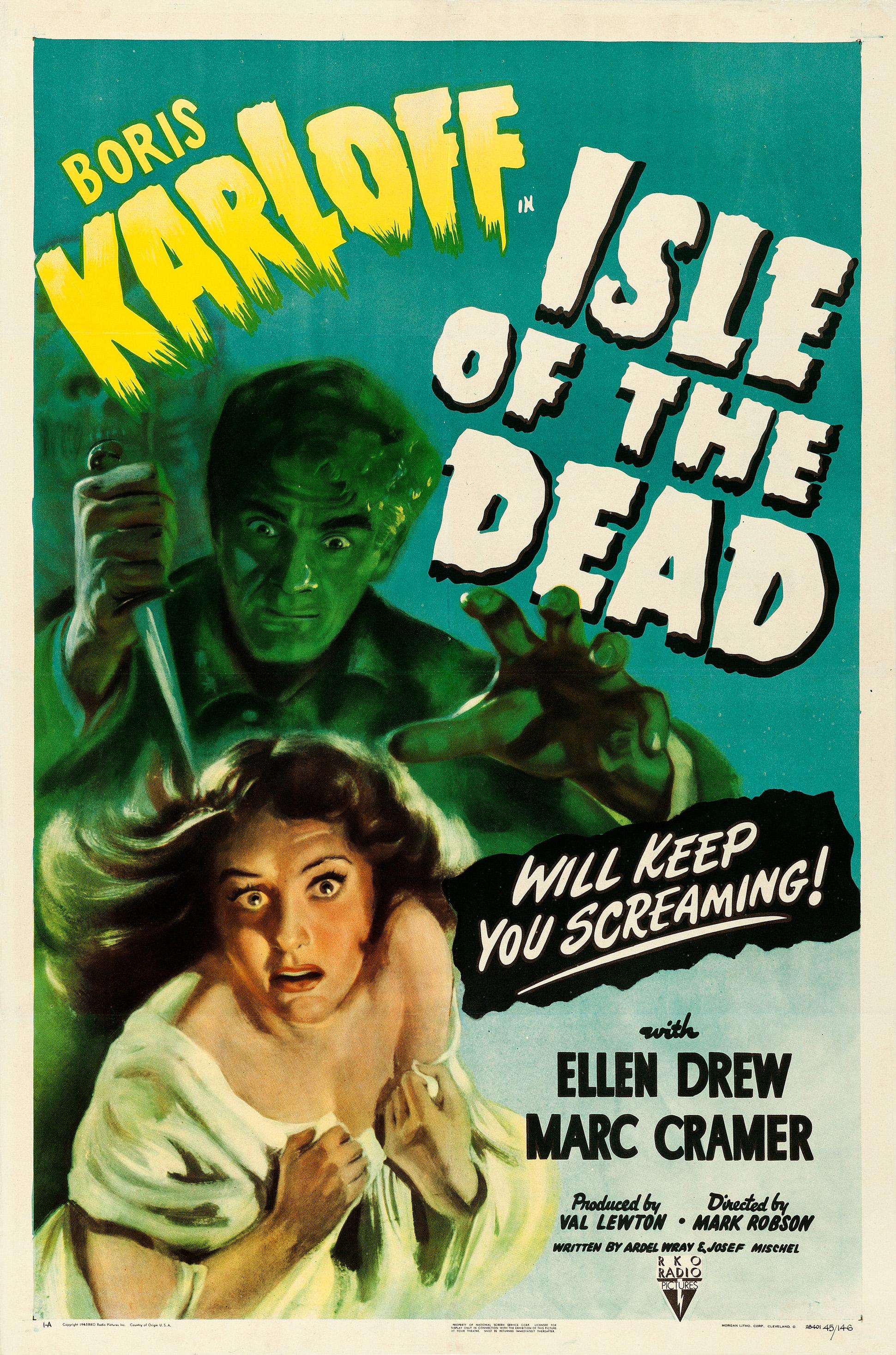 Isle of the Dead (film) - Wikipedia