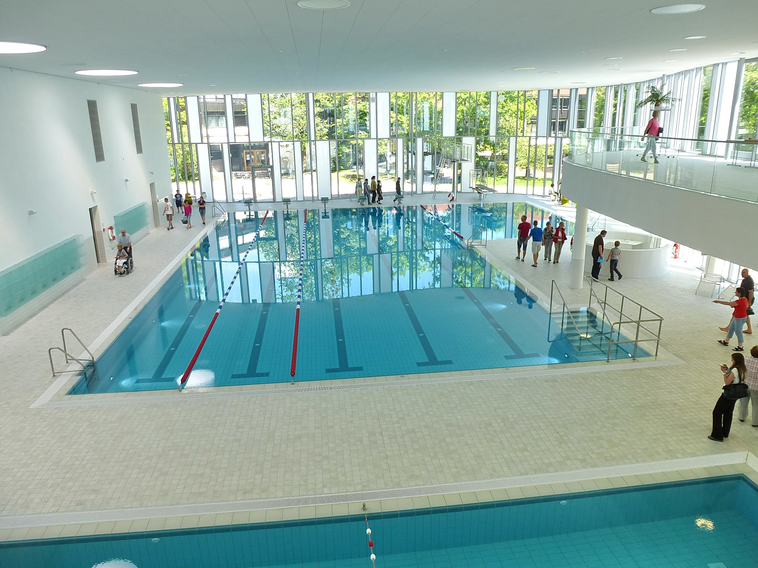 Oberschleißheim Hallenbad
