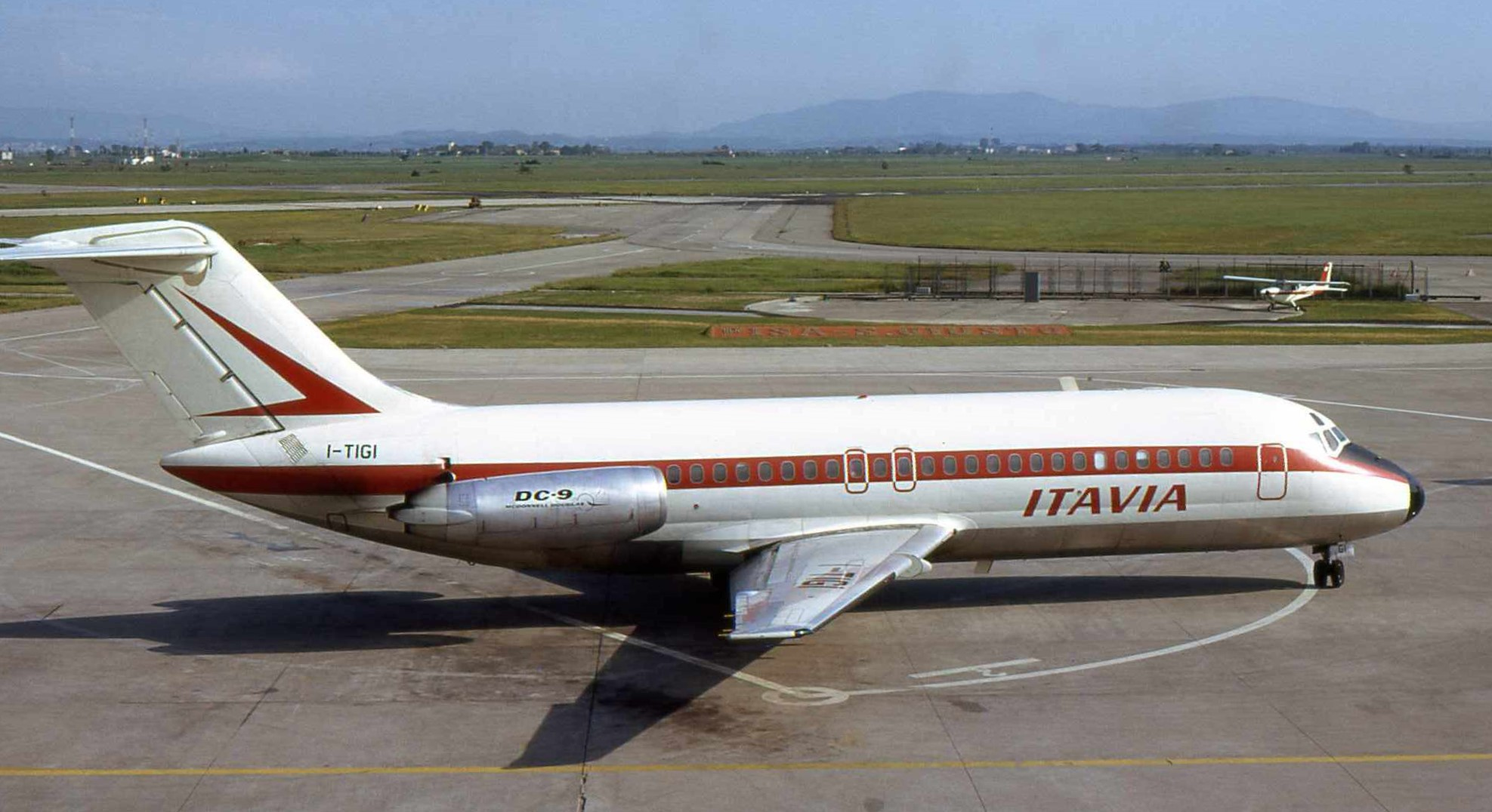 Itavia Flight 870 - Wikipedia