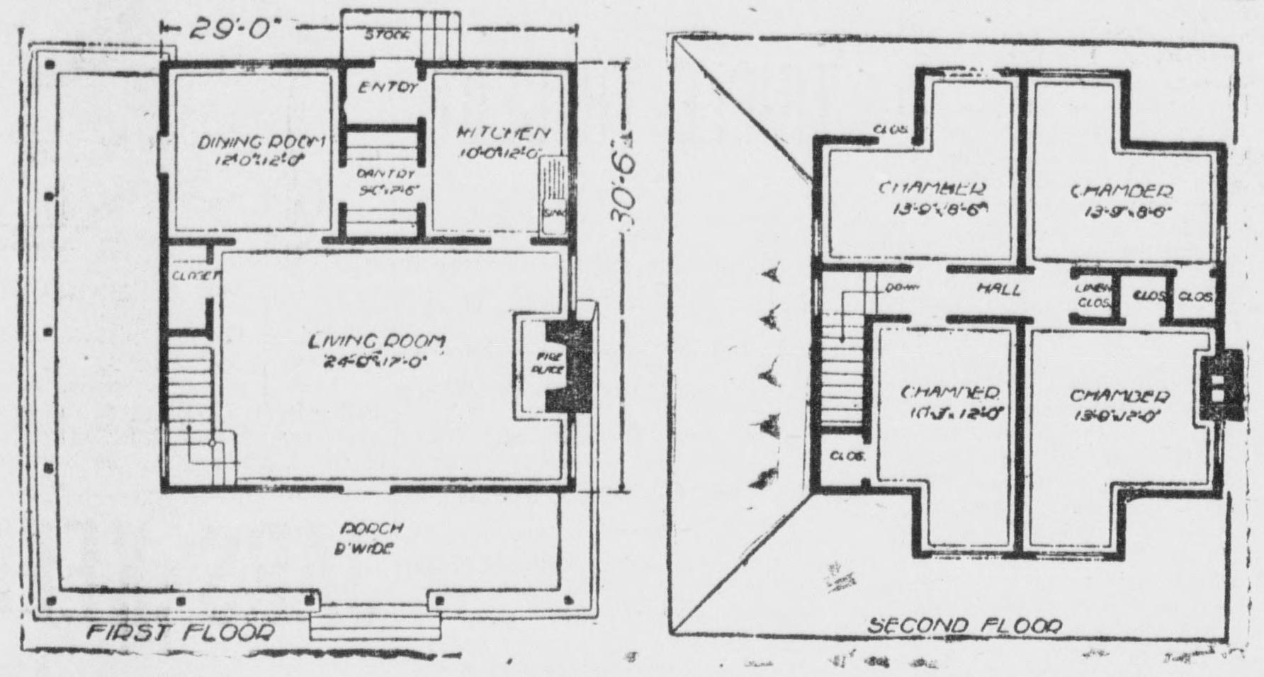 file j w keith house summer cottage floor plans jpg