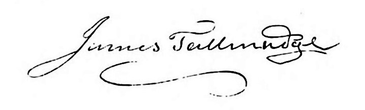 File:James Tallmadge signature.jpg - Wikipedia, the free