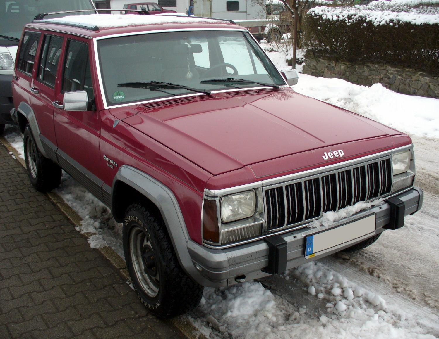 image Jeep cheroke for sale