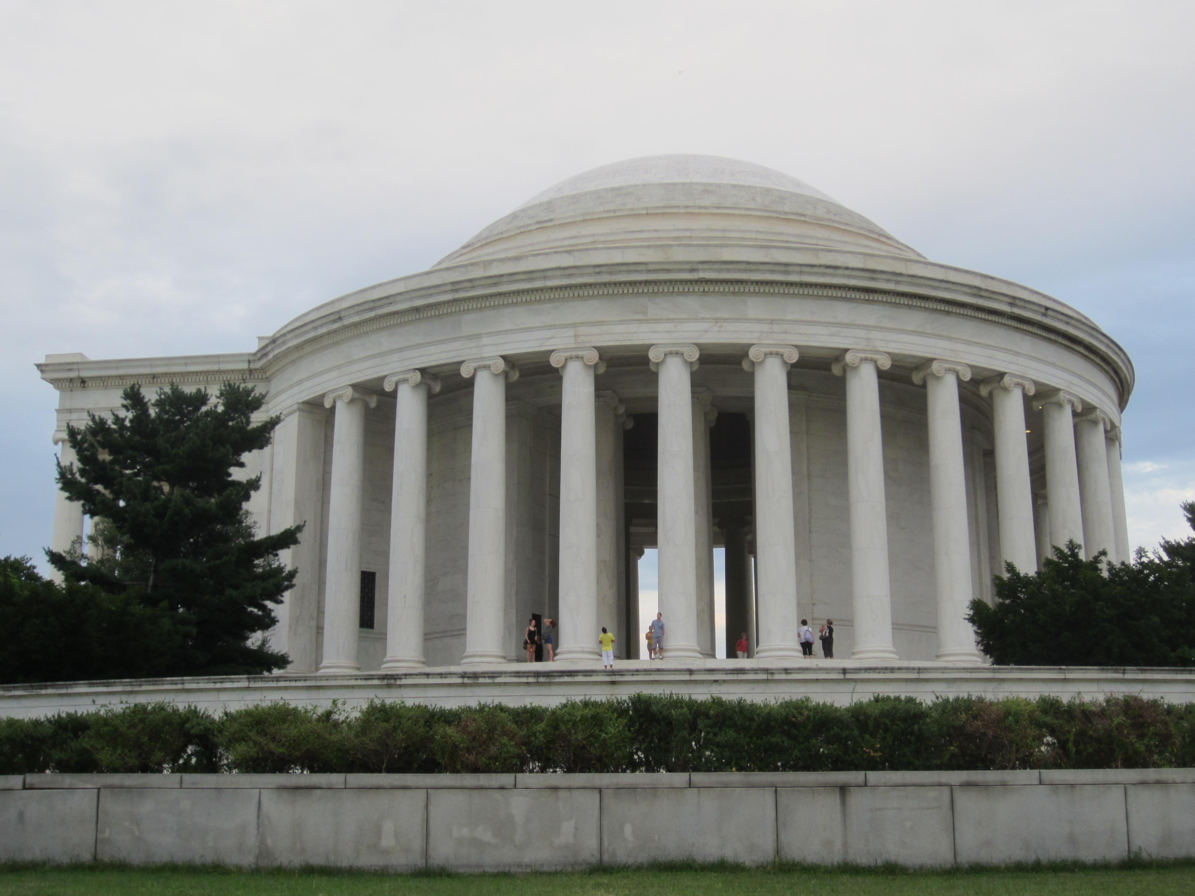 Jefferson Memorial Washington dc Memorial in Washington dc