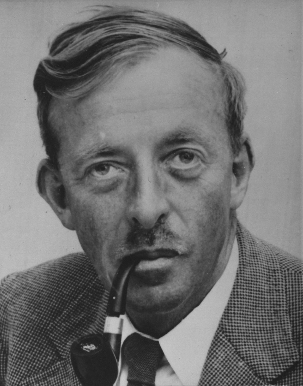 Image of John Dobree Pascoe from Wikidata